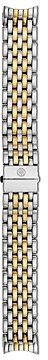 Michele Serein/Serein 16 Two-Tone Watch Bracelet, 16-18mm