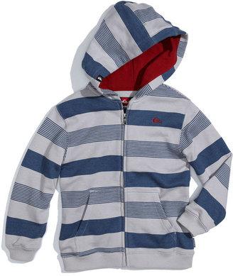 Quiksilver Stripe Knit Hoodie (Little Boys)