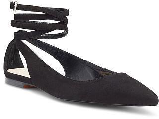 Victoria's Secret Collection Ankle-wrap Flat