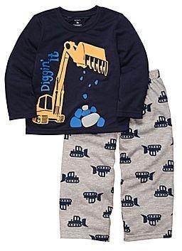 Carter's Construction 2-pc. Pajamas - Boys 12m-24m