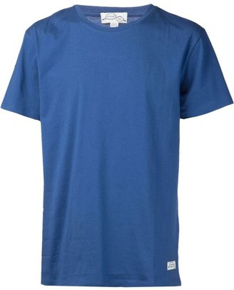 Kitsune Maison 'Uni' solid t-shirt