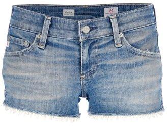 Adriano Goldschmied embellished denim shorts