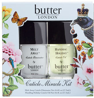 Butter London 'Cuticle Miracle' Kit ($36 Value)