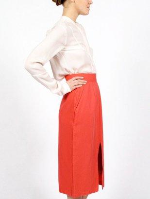 Apiece Apart Klara Slit Skirt