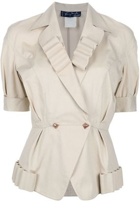 Thierry Mugler Vintage double-breasted jacket