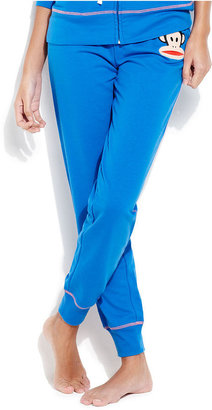 Paul Frank Age Group Loungewear, Color Block Ankle Pants