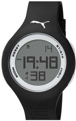 Puma 'Loop' Digital Chronograph Watch, 44mm