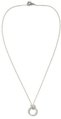 Banana Republic Cubic Zirconia Rings Necklace