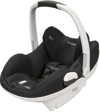 Maxi-Cosi White Collection Prezi Infant Car Seat - Devoted Black