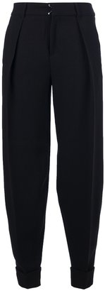 Jean Paul Gaultier tapered trousers