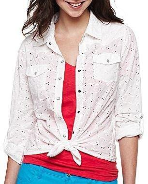 Arizona Eyelet Shirt