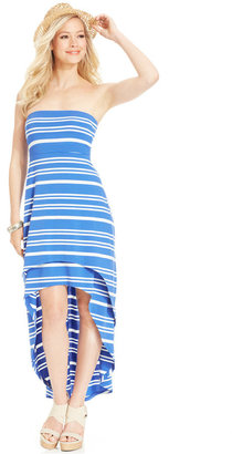 Jessica Simpson Sybil Tiered High-Low Dress