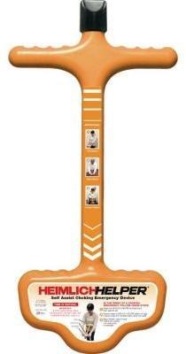 Big John Products, Inc. 19-1/2 in. Heimlich Helper in Orange