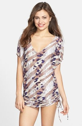 Vince Camuto 'Marrakech Bazaar' Cover-Up Dress