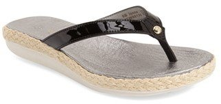 Tommy Bahama 'Relaxology Collection - Ionna' Thong Sandal (Women) $97.95 thestylecure.com