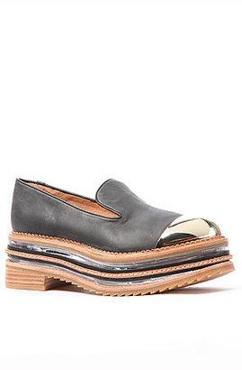 Jeffrey Campbell The Izzard Cap Shoe