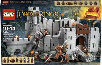 Lego Lord of The Rings The Battle of Helm''s Deep 9474 (1368 pcs)