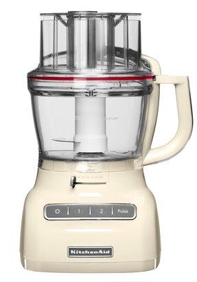KitchenAid 3.1L almond cream food processor