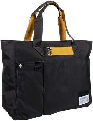 Diesel Outside Track Vos-J (Black) - Bags and Luggage