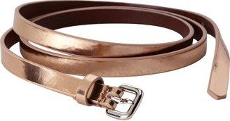 Old Navy Women's Plus Foil Skinny Belts