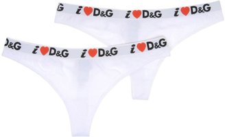 Dolce & Gabbana G-strings