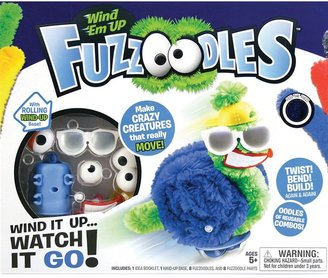 E.m. Fuzzoodles wind 'em up by ideal