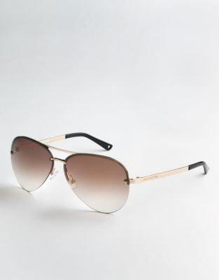 Juicy Couture Genre Aviator Sunglasses