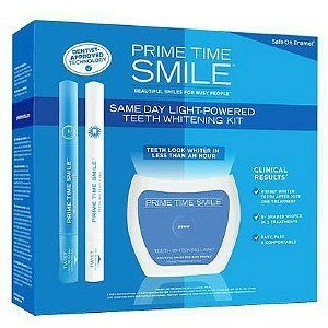 Go Smile Prime Time Smile Same Day Light-Powered Teeth Whitening