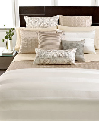 Hotel Collection Woven Cord Queen Duvet Cover