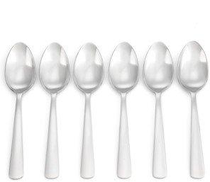 Oneida Set of 6 Aptitude Dinner Spoons