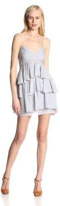 BCBGeneration Women's Multi Tier Dress