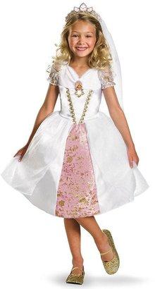 Disney Tangled Rapunzel Wedding Grown Costume - Toddler