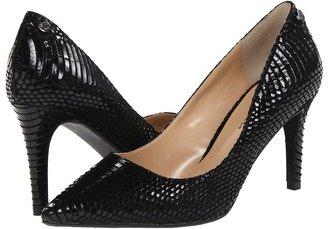 J. Renee Rylee (Black Belly Snake Print) - Footwear