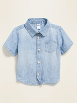 Old Navy Chambray Shirt for Baby