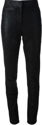 Haider Ackermann leather trouser