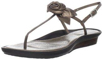 Rockport Women's Dailana Flower Thong Sandal