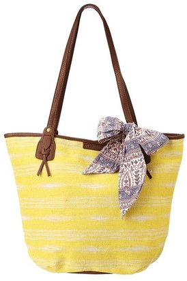 Billabong Holdin Me Tight Tote (Dandelion) - Bags and Luggage