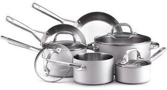 Anolon 10-pc. Chef Clad Cookware Set