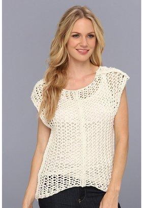 Tart Irma Tunic (Antique White Knit) - Apparel