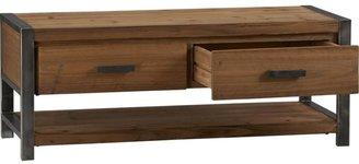 Crate & Barrel Woodland Entryway Bench