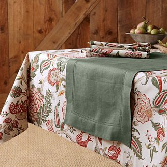 Williams-Sonoma French Floral Tablecloth