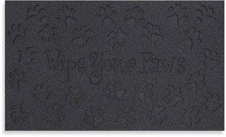 Bed Bath & Beyond Paws Crumb Rubber Doormat