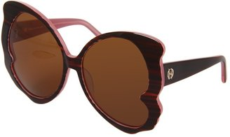 House Of Harlow Gypsy Plastic Frame Fashion Sunglasses