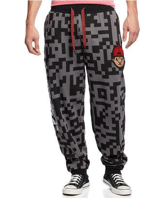 Trukfit Pants, Digital Print Sweatpants