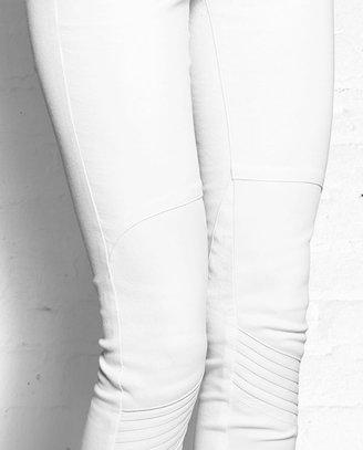 Rag and Bone Samurai Legging - Bright White