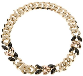 Iosselliani curb chain necklace