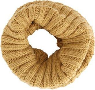 Barneys New York Chunky Knit Cowl Eternity Scarf