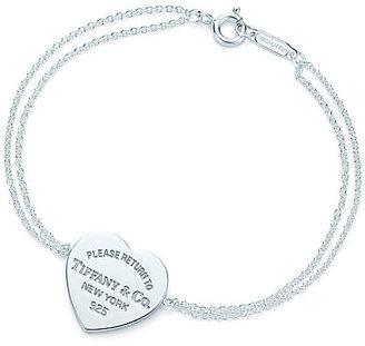 Tiffany & Co. Return to Heart Tag Bracelet