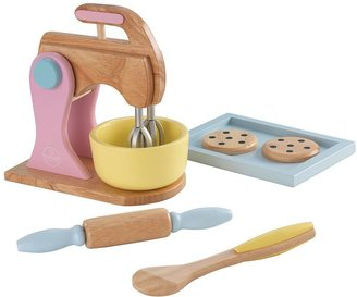 Kid Kraft pastel baking set