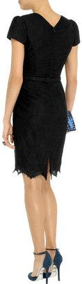 L'Wren Scott Belted lace dress
